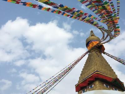 カトマンズの様子 / Kathmandu Now