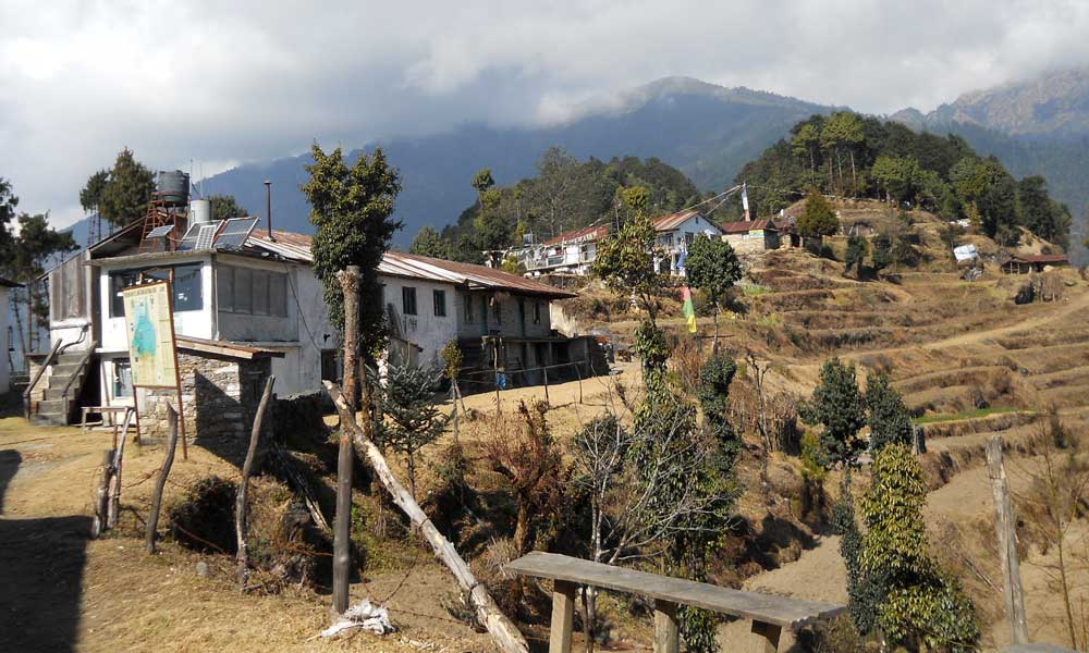 Langtang Trek accommodation Cost