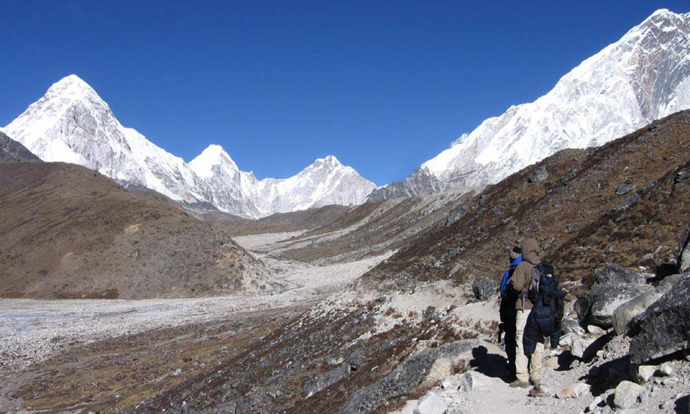 difficulty in Everest Base Camp Trek in October