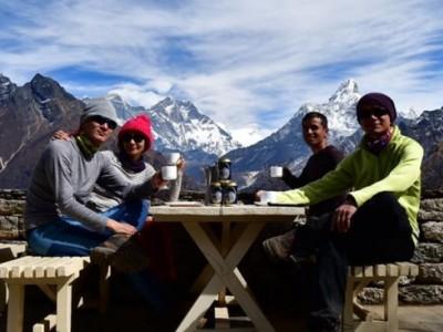 Everest Base Camp Chola Pass Trekking