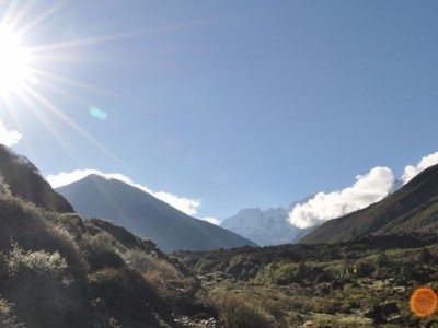 Langtang Trek in October