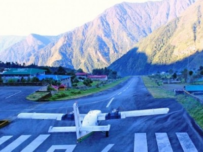 Lukla flight information