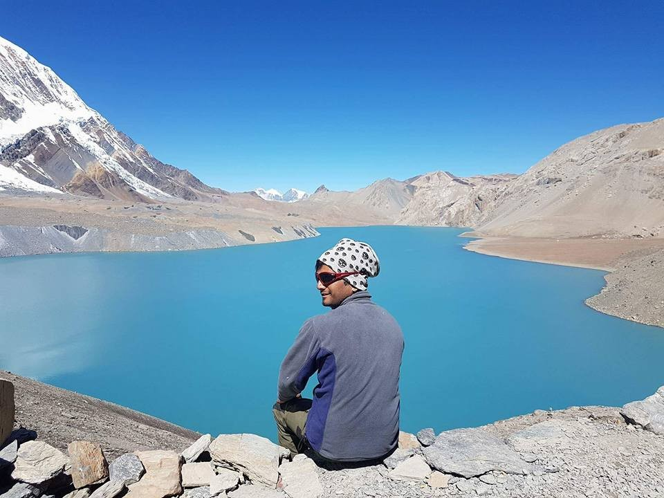 Annapurna Circuit with Tilicho Lake