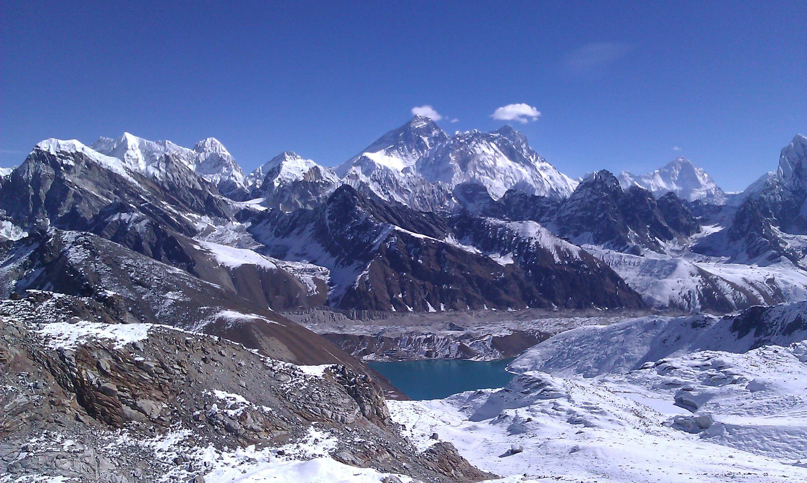 Everest Three Passes