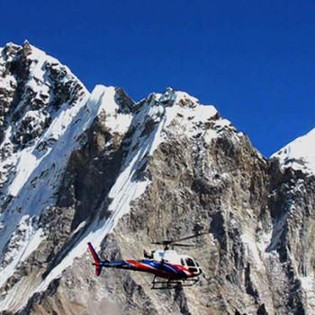 Everest Base Camp Heli Trek
