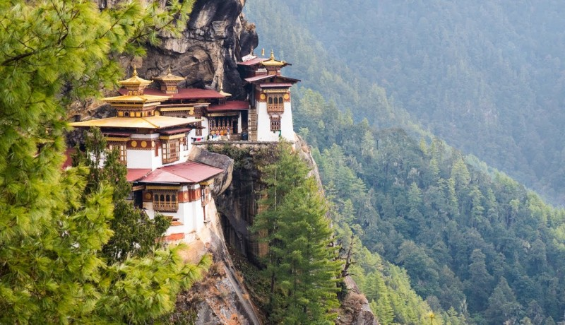 Bhutan Tour- Tiger nest