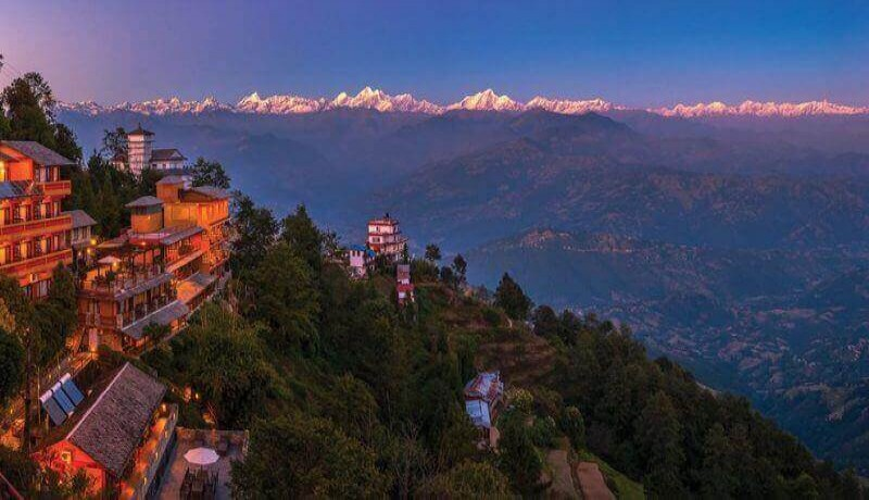 Nagarkot Dhulikhel Hiking