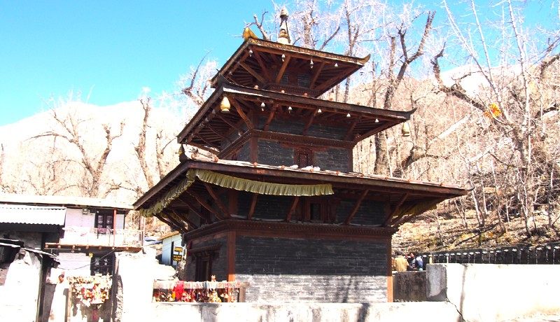 Jomsom Temple