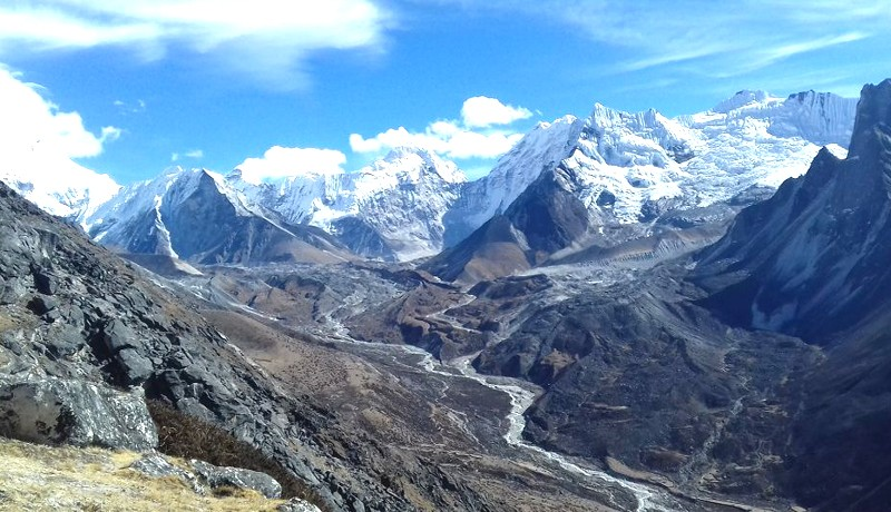 Everest Base Camp Trek with Chola and Renjo La Passes