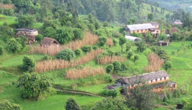 Sirubari Village Trekking