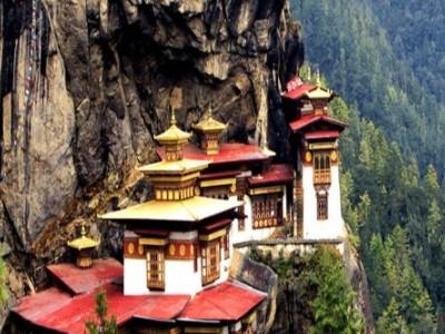 Tiger's Nest Monastery - Bhutan