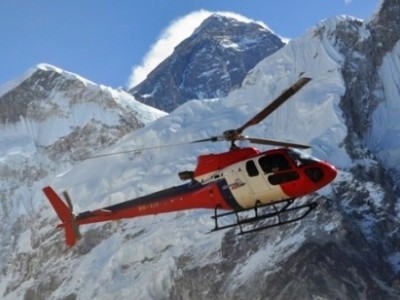 Everest Base Camp Heli Shuttle Trek