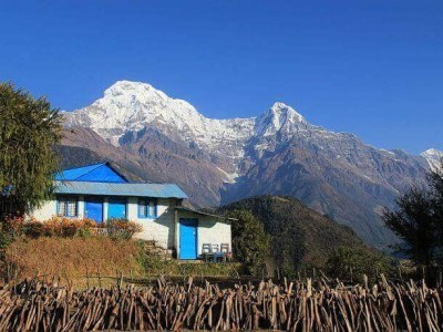 Ghandruk Hiking