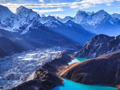 Gokyo Lake Renjo La Pass Trek
