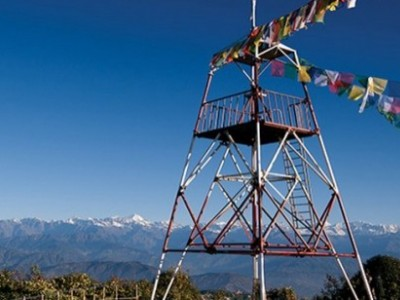 Nagarkot Sunrise and Bhaktapur City Tour