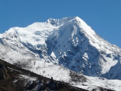 Pisang Peak Climbing with Annapurna Trek