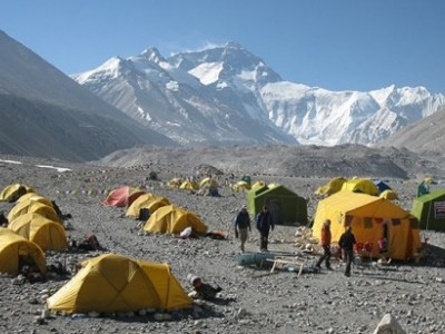 Tibet Everest Base Camp Tour